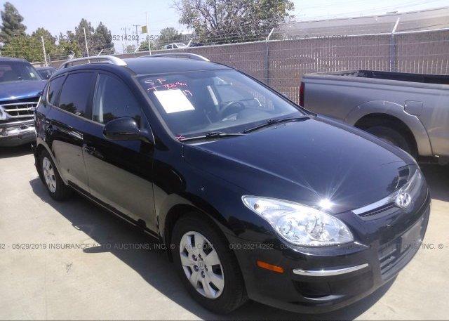Inventory #603737715 2011 Hyundai ELANTRA TOURING
