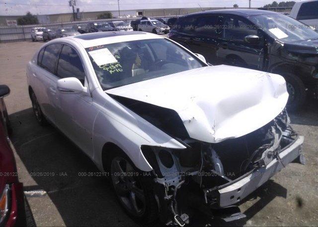 Inventory #440562238 2010 Lexus GS