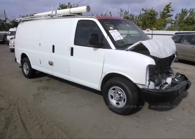 Inventory #529866664 2015 Chevrolet EXPRESS G2500