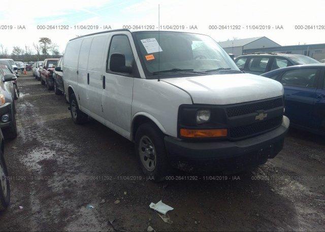 Inventory #432413735 2013 Chevrolet EXPRESS G1500