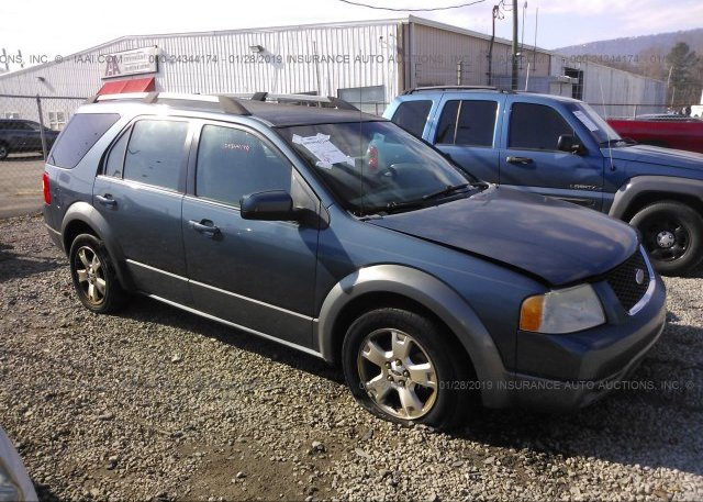 Inventory #344772227 2005 FORD FREESTYLE