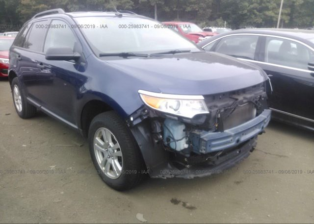 Inventory #595973376 2012 FORD EDGE