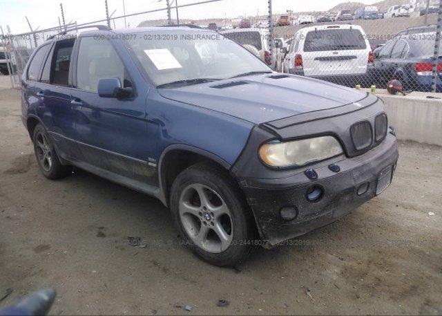 Inventory #121325908 2001 BMW X5