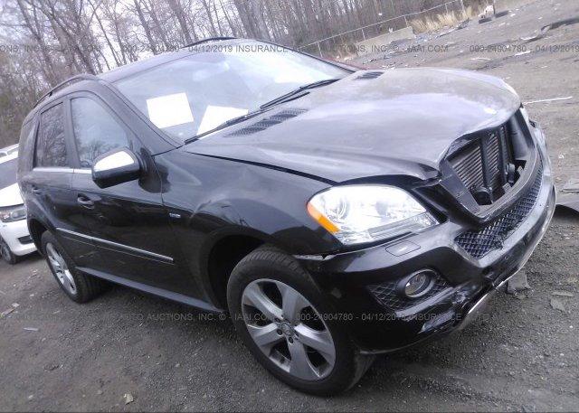 Inventory #874985341 2010 Mercedes-benz ML