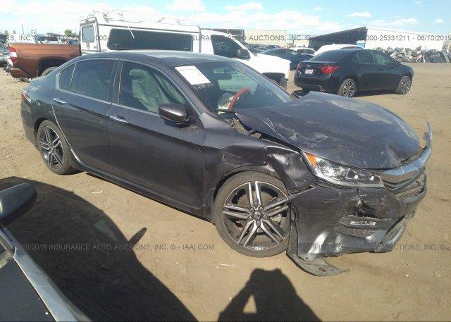 Inventory #307336781 2017 Honda ACCORD