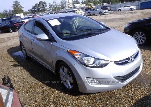 Inventory #570580753 2013 Hyundai ELANTRA