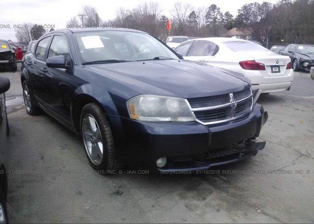 Inventory #396830592 2008 Dodge AVENGER