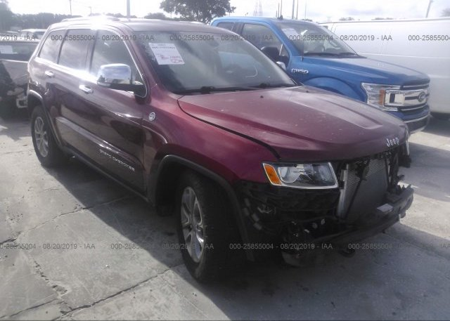 Inventory #224899125 2015 JEEP GRAND CHEROKEE
