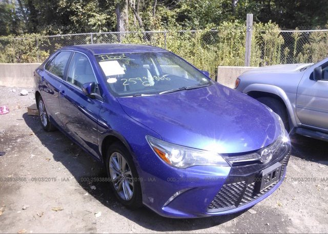 Inventory #923333976 2016 Toyota CAMRY