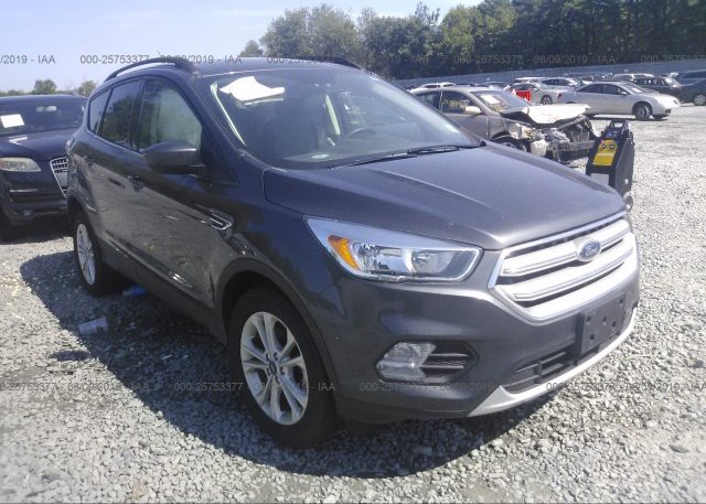 Inventory #269221457 2018 FORD ESCAPE
