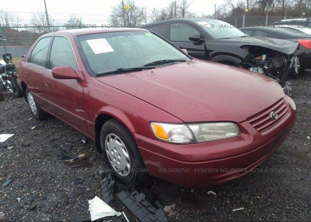 Inventory #139963671 1998 Toyota CAMRY