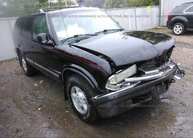 Inventory #988705395 1998 Chevrolet BLAZER