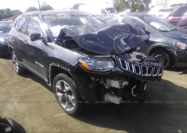 Inventory #430287071 2018 JEEP COMPASS