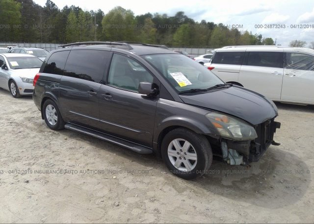 Inventory #321276342 2004 Nissan QUEST