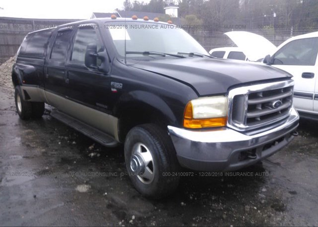 Inventory #754898803 2000 FORD F350