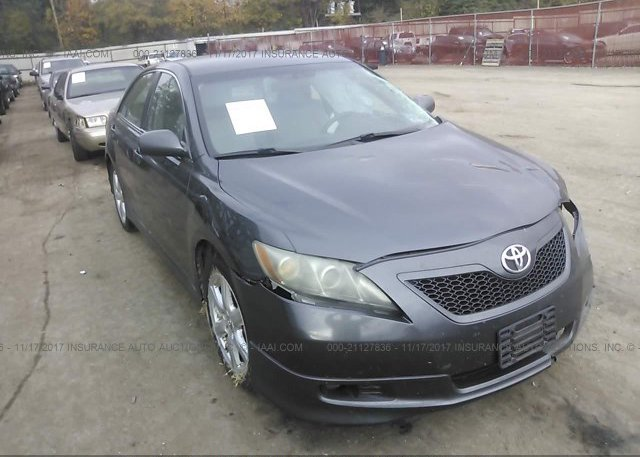 Inventory #536645420 2007 Toyota CAMRY NEW GENERAT
