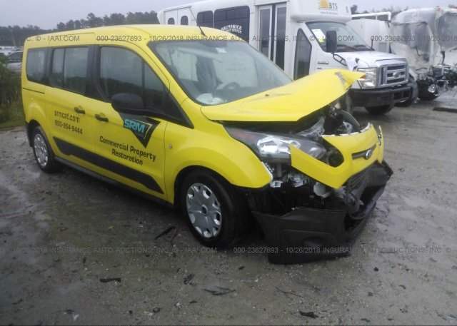 Inventory #222088972 2015 FORD TRANSIT CONNECT