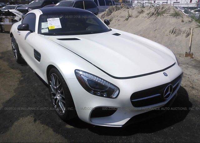 Inventory #837245603 2016 Mercedes-benz AMG GT