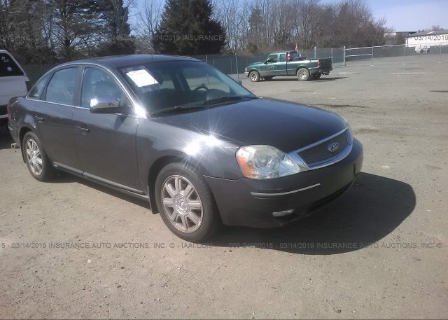 Inventory #513164011 2007 FORD FIVE HUNDRED