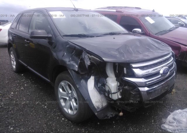 Inventory #689024900 2014 FORD EDGE