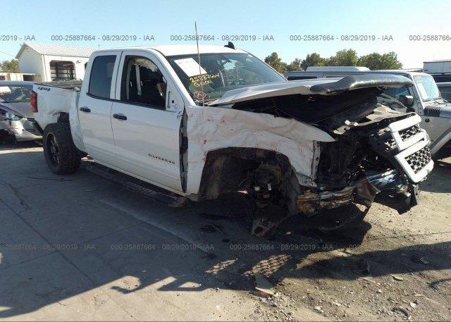 Inventory #921836919 2015 Chevrolet SILVERADO