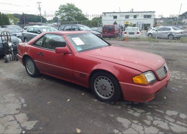 Inventory #369770222 1991 Mercedes-benz 300