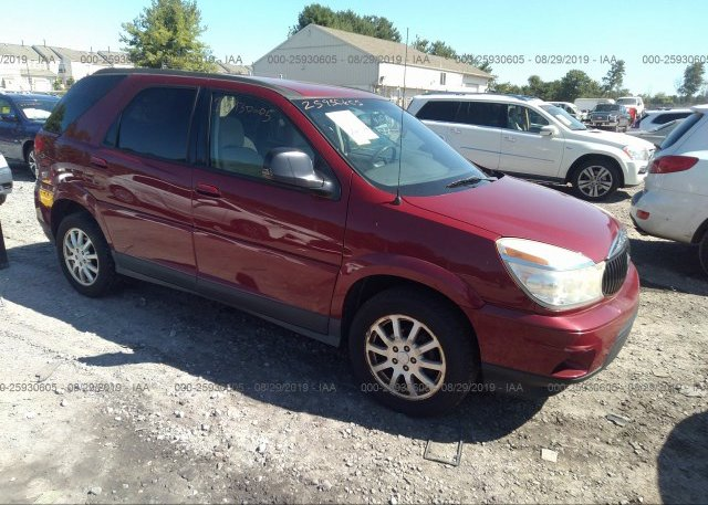 Inventory #711321429 2007 Buick RENDEZVOUS