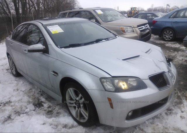 Inventory #881759152 2009 Pontiac G8