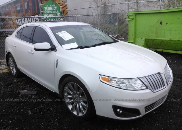 Inventory #527108915 2011 Lincoln MKS
