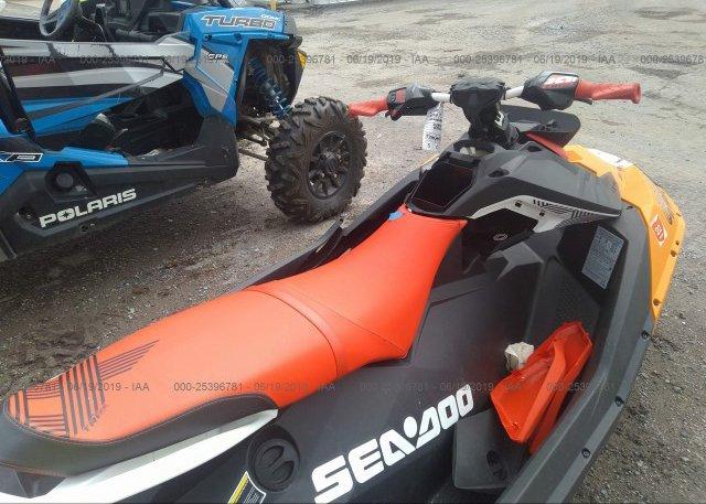 2019 SEADOO SPARK - YDV70307K819
