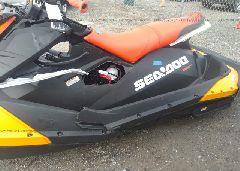 2019 SEADOO SPARK - YDV70307K819 detail view