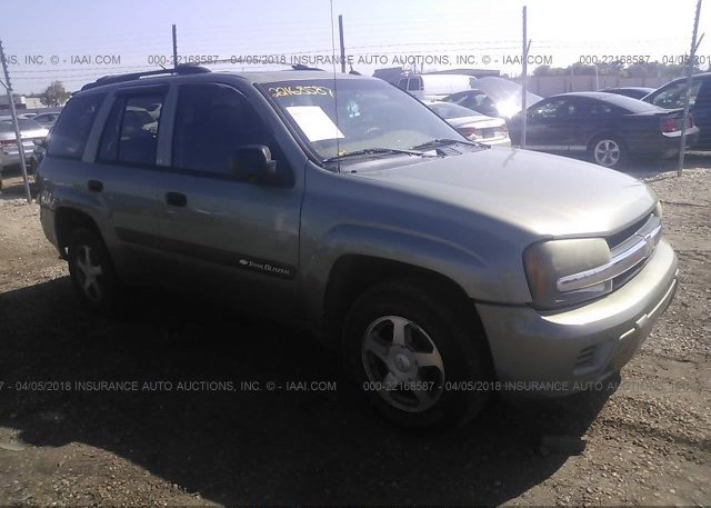 Inventory #352158321 2004 Chevrolet TRAILBLAZER