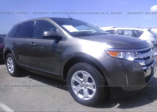 Inventory #411627891 2013 FORD EDGE