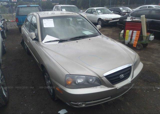 Inventory #971245147 2006 Hyundai ELANTRA