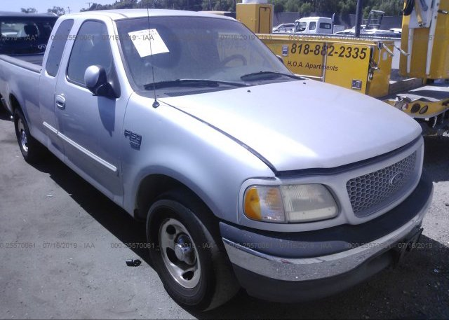 Inventory #439068710 1999 FORD F150