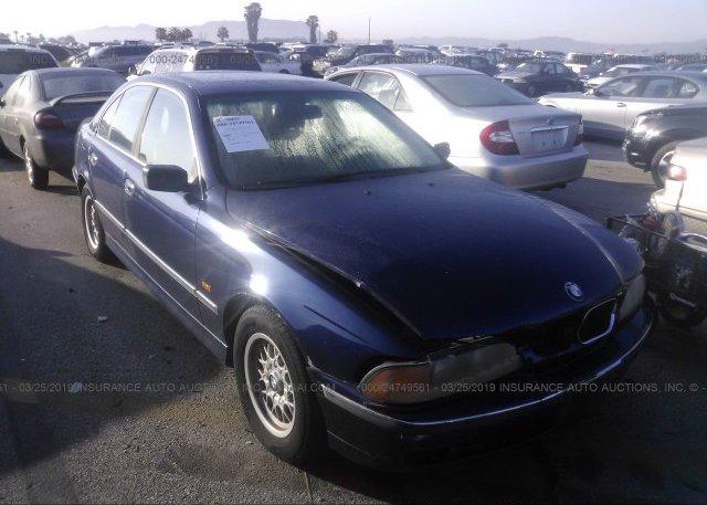 Inventory #914885024 1998 BMW 528