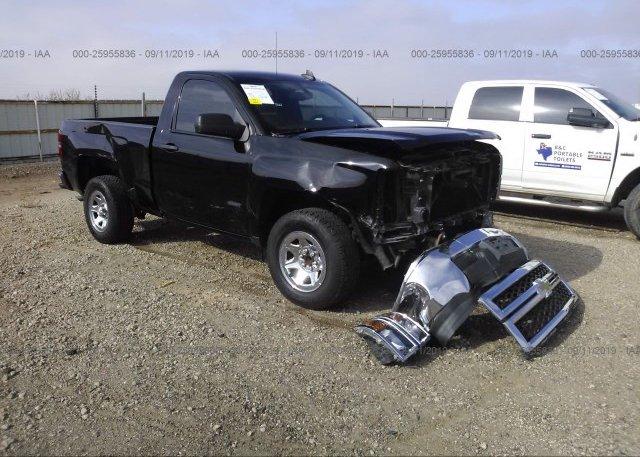 Inventory #491999109 2015 Chevrolet SILVERADO