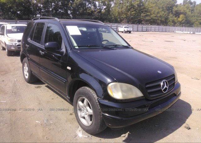 Inventory #163799299 2000 Mercedes-benz ML