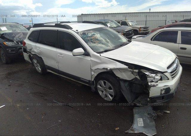 Inventory #241557099 2012 Subaru OUTBACK