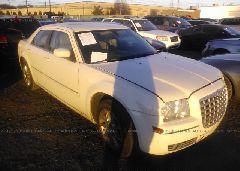 2007 Chrysler 300 - 2C3LK53G67H848486 Left View