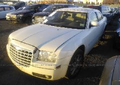 2007 Chrysler 300 - 2C3LK53G67H848486 Right View