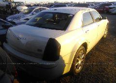 2007 Chrysler 300 - 2C3LK53G67H848486 rear view