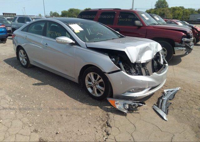 Inventory #605020508 2012 Hyundai SONATA