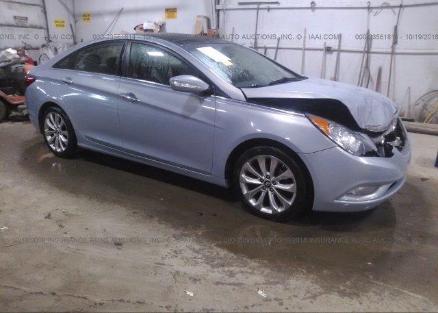Inventory #691425333 2012 Hyundai SONATA