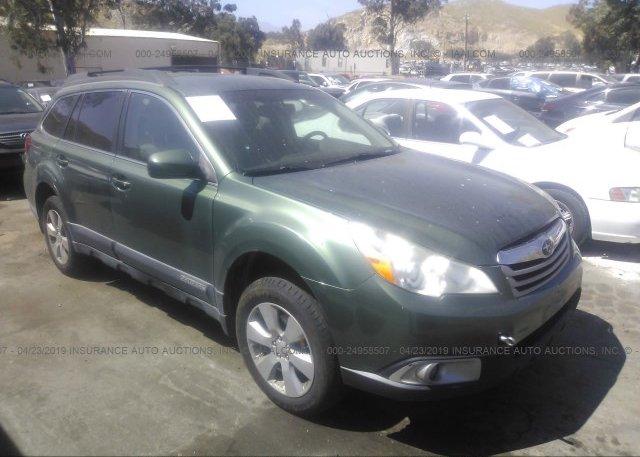 Inventory #216925921 2012 Subaru OUTBACK