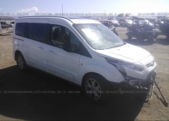 Inventory #138364770 2016 FORD TRANSIT CONNECT