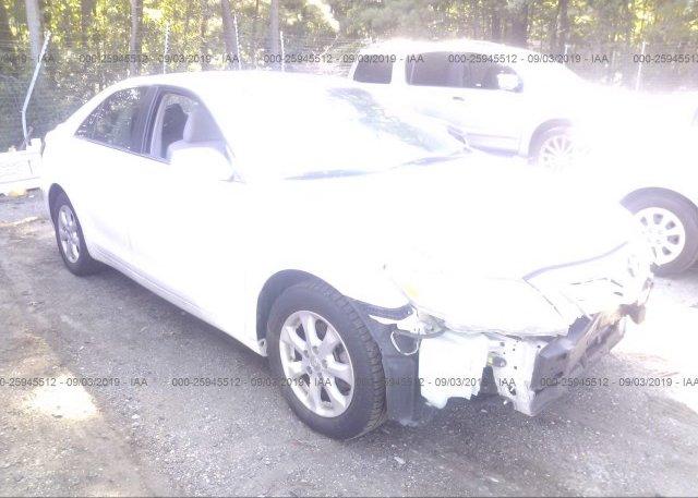 Inventory #681055251 2011 Toyota CAMRY