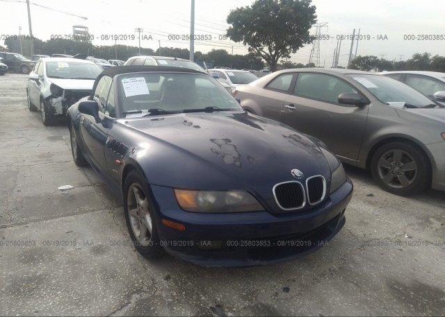Inventory #531989713 1998 BMW Z3