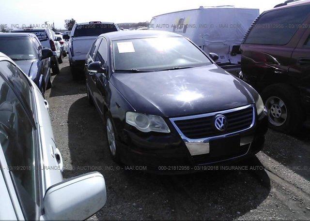 Inventory #765541548 2008 Volkswagen PASSAT