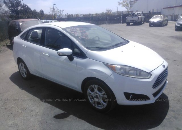 Inventory #665780711 2016 FORD FIESTA